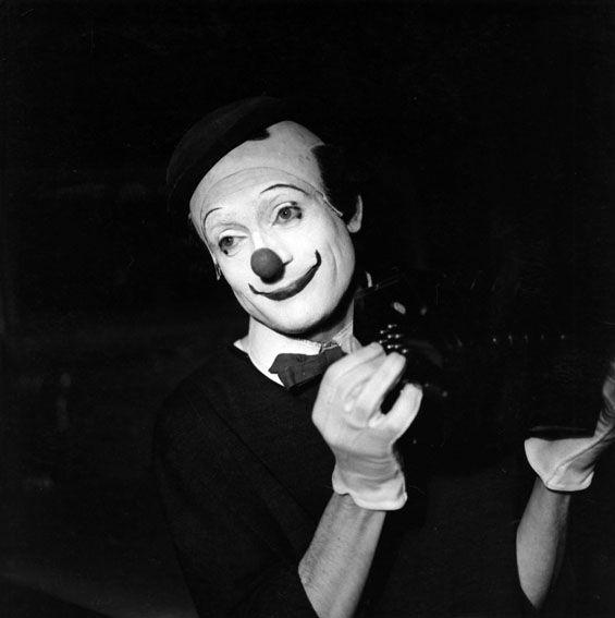 Clown yoyo