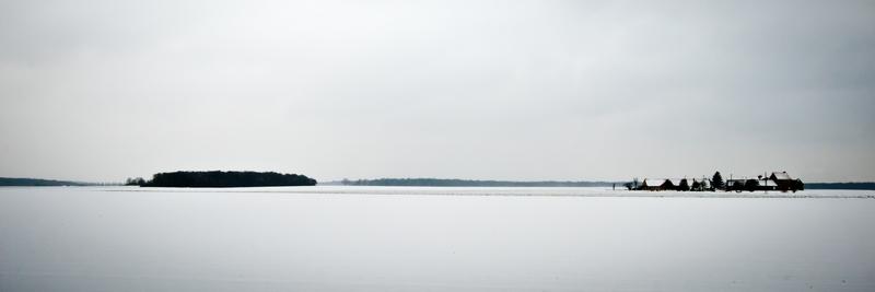 Paysage sibérien