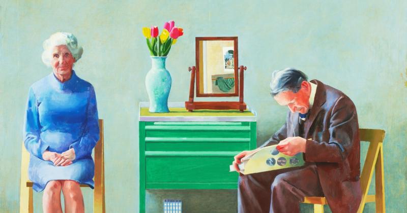 Parents de David Hockney