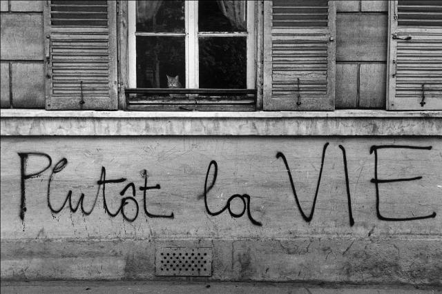 Plutôt la vie Edouard Boubat