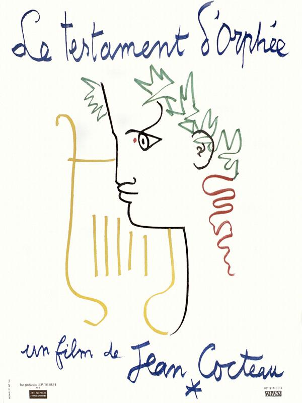 Le testament d'Orphée Jean Cocteau