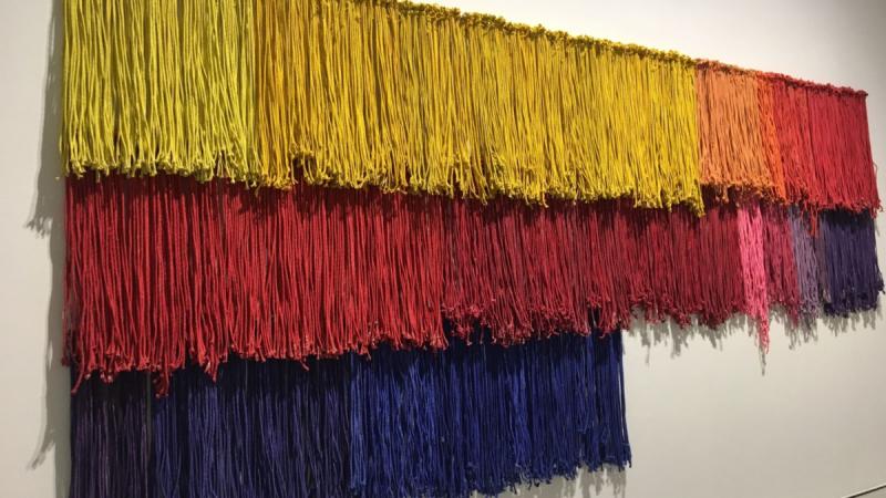 Hassan Sharidf Musée d'art moderne et contemporain St-Etienne