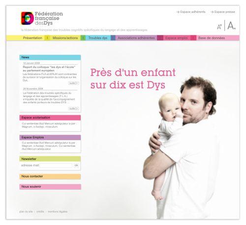 Site de la FFDys